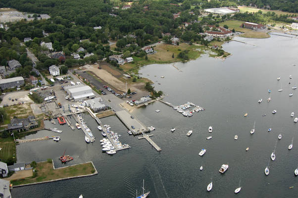 Marion Municipal Wharf South