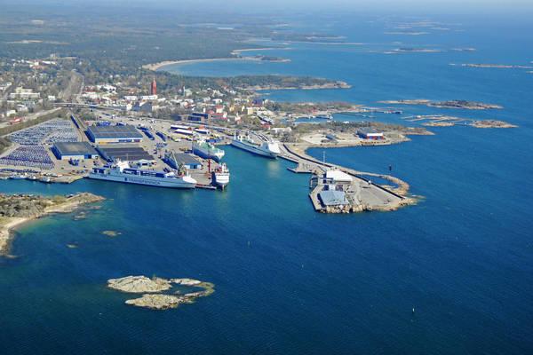Hanko Harbour