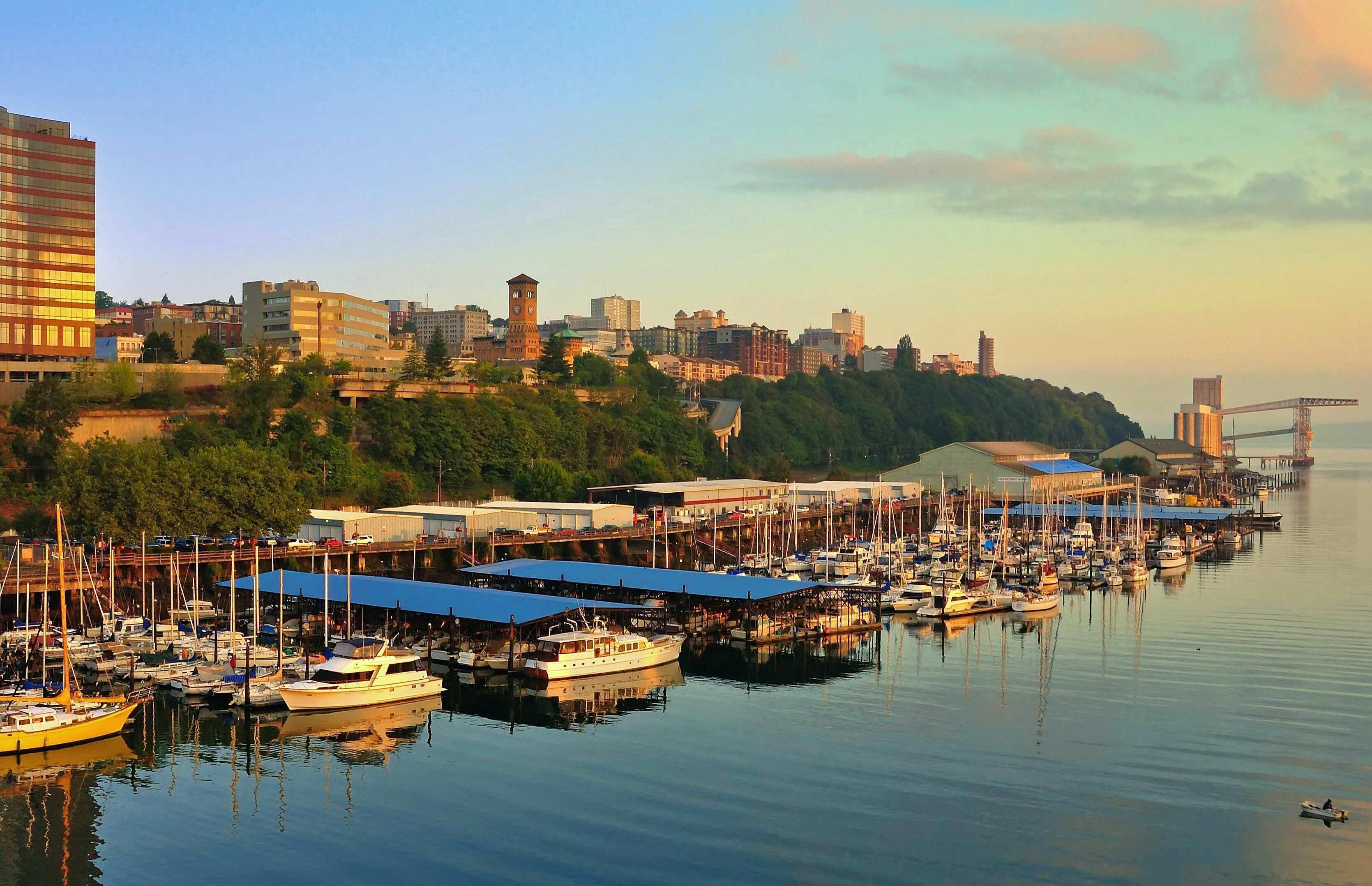 Foss Harbor Marina in Tacoma, WA, United States - Marina Reviews ...