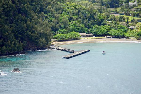 Hana Beach Park Marina