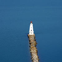 Ashland Breakwater Light (Ashland Harbor Breakwater Light)
