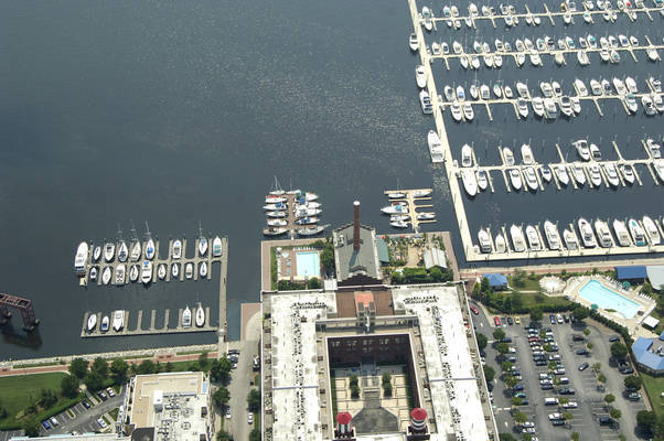 Tindeco Wharf
