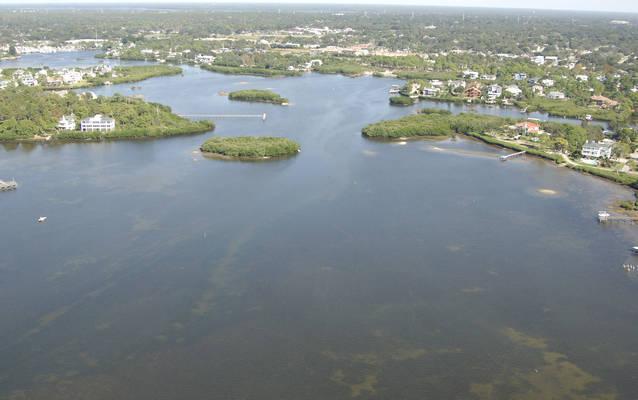 Sutherland Bayou Inlet