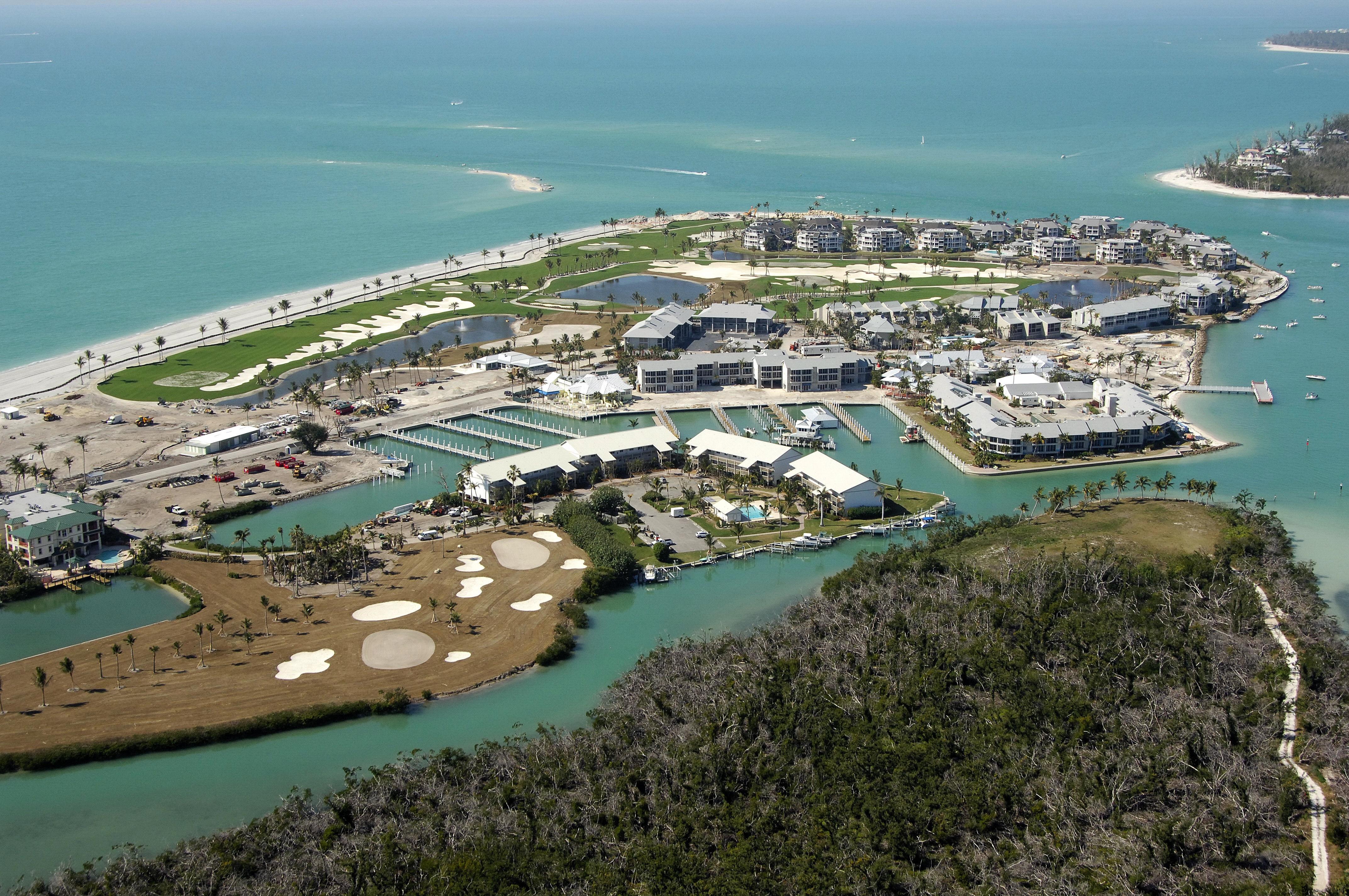 Captiva Island Marina Resort