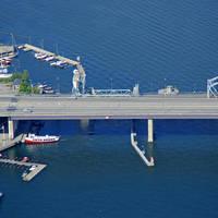 Lidingoebron Bridge
