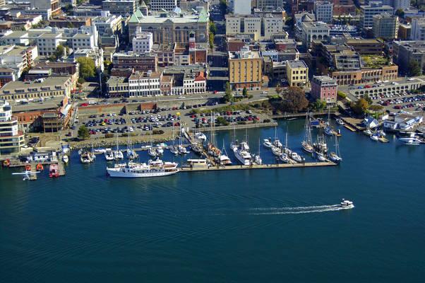 Wharf Street Marina - Greater Victoria Harbour Authority