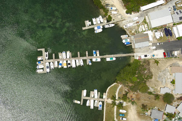 Georgetown Dinghy Docks