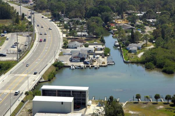 Ainger Creek Marina