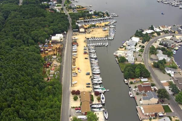 Cedar Creek Sailing Center/ Marina