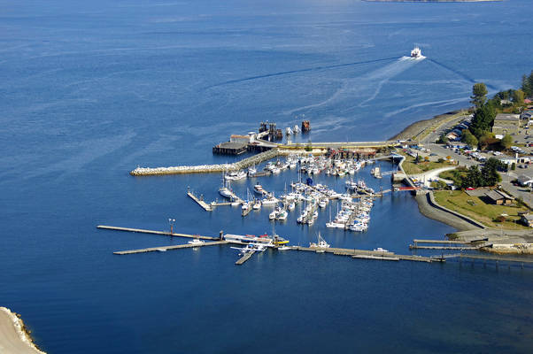 Port McNeill Boat Harbour