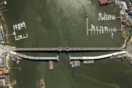 Bridge of Lions Bascule Bridge