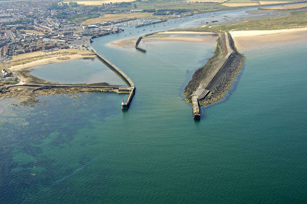 River Coquet Inlet