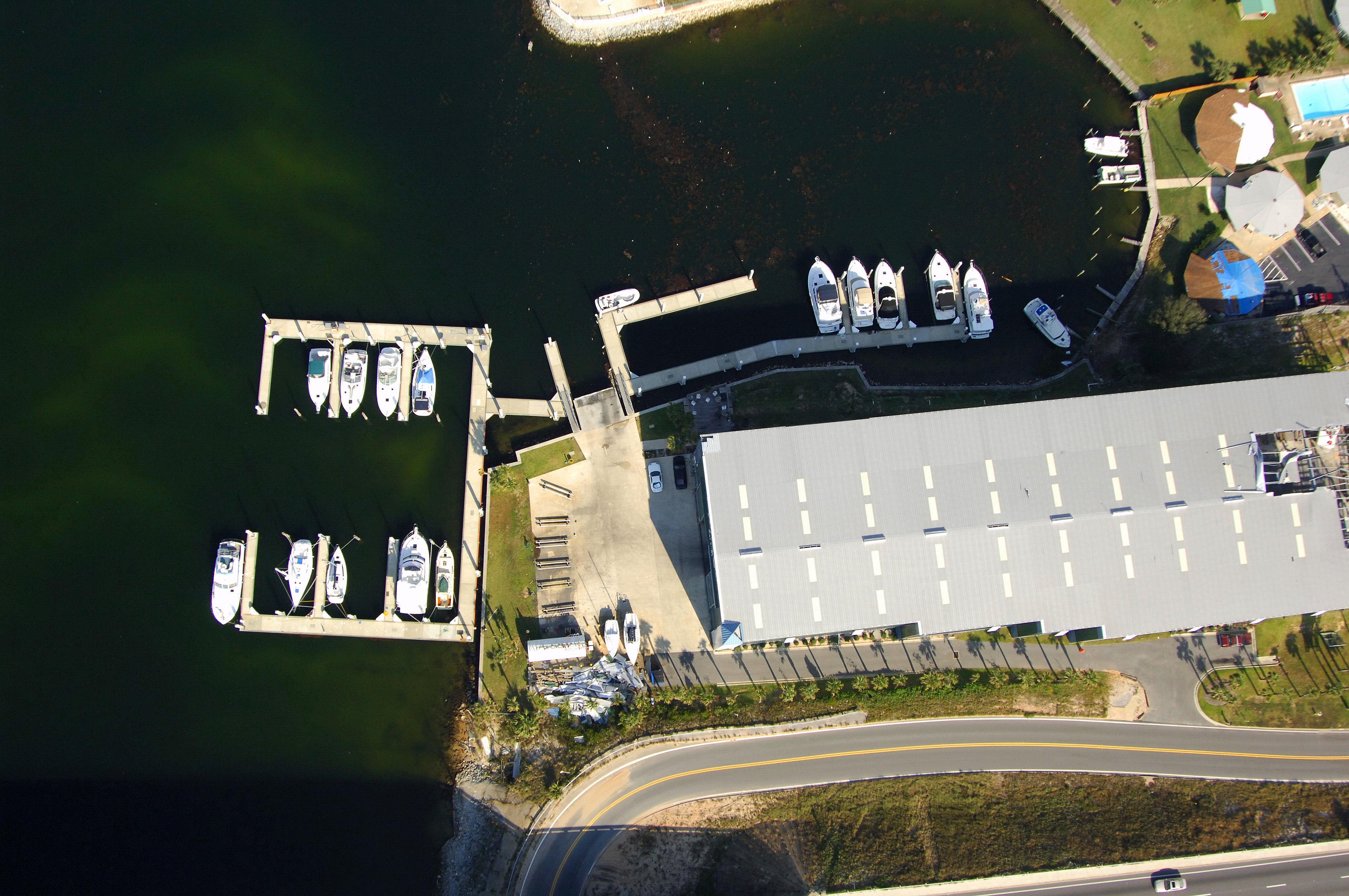 Brooks Bridge Marina Amp Dry Storage In Fort Walton Bch Fl