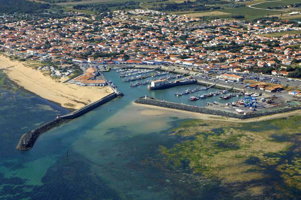 La Cotiniere Marina