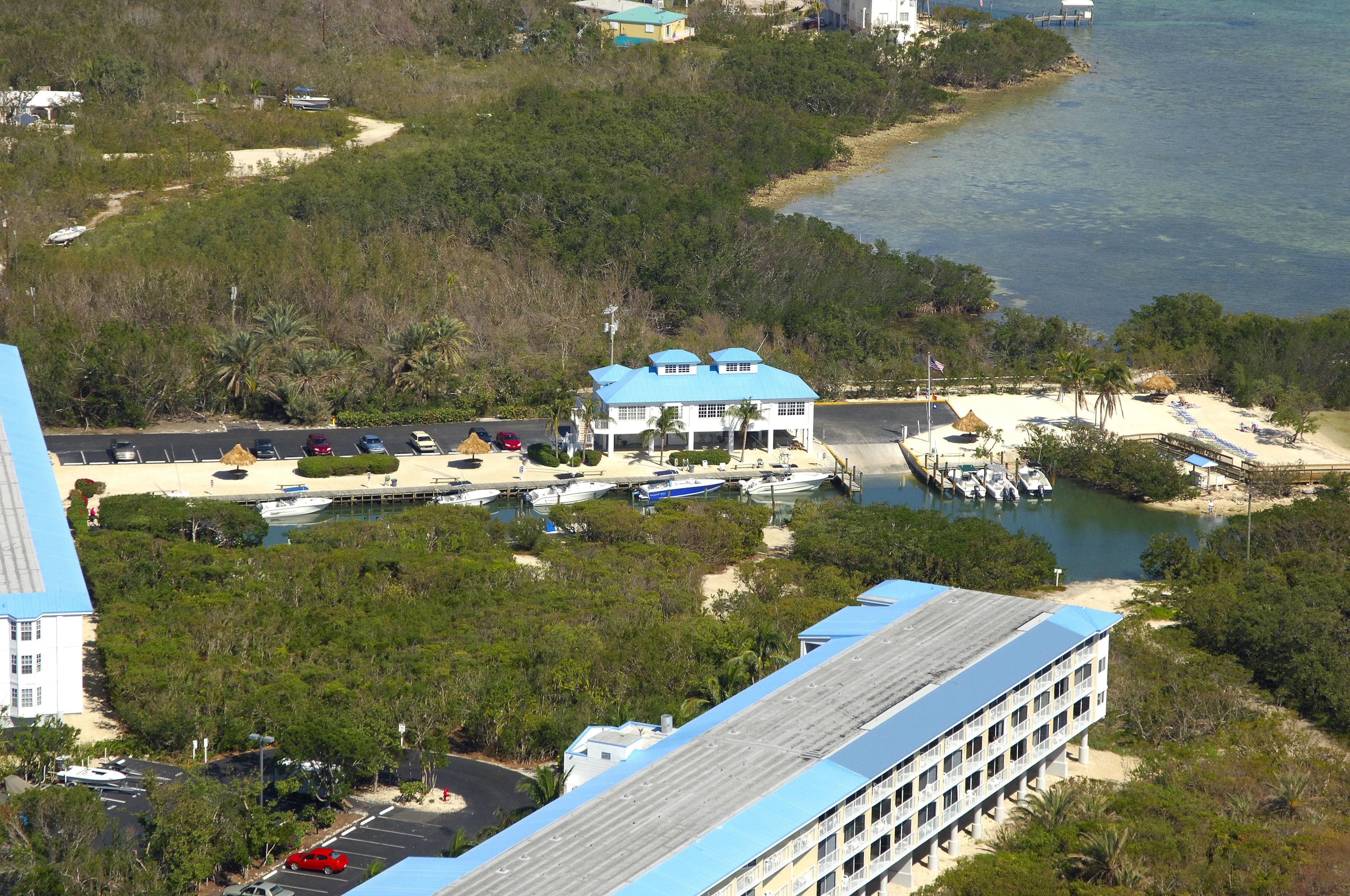Ocean Pointe Marina in Key Largo  FL United States