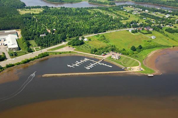 Sawmill Point Boat Basin