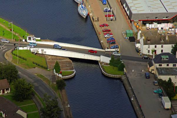 Clachnaharry Road Swing Bridge