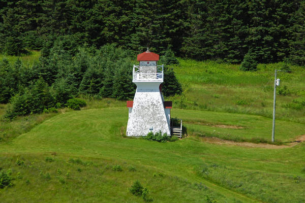 Warren Cove Range Rear Lighthouse