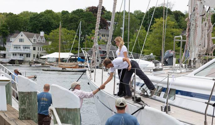Lyman-Morse at Wayfarer Marine