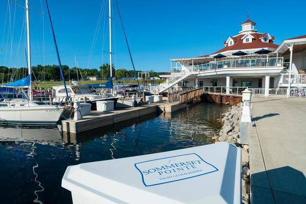 Sommerset Pointe Yacht Club and Marina
