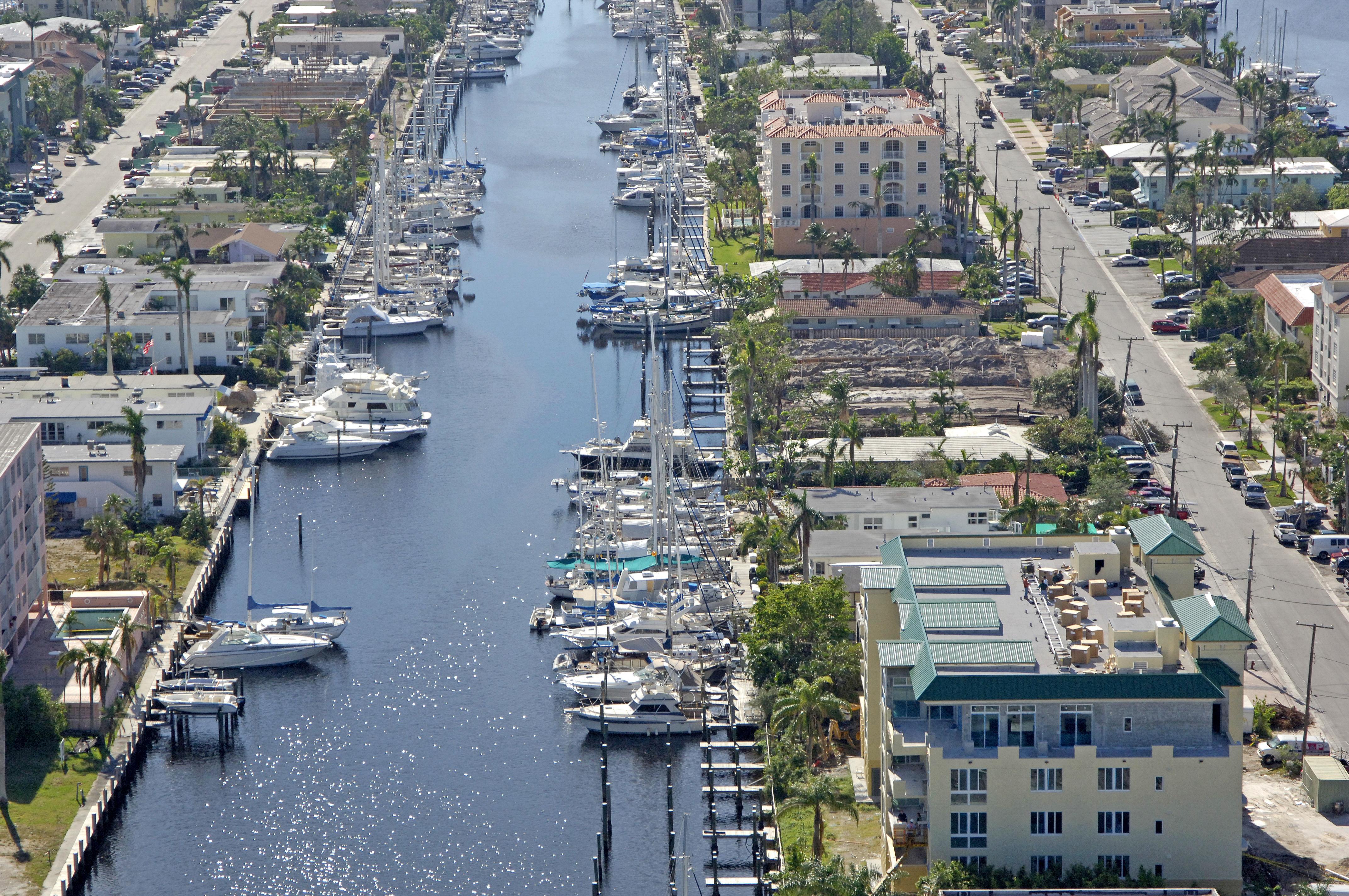 Banyan Resort Marina - CLOSED - in Fort Lauderdale, FL ...