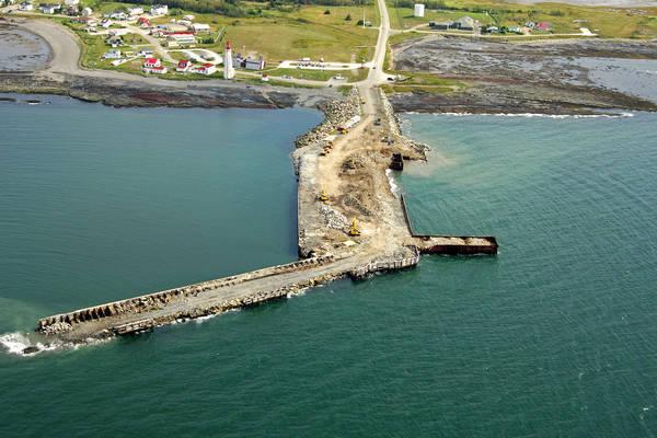 Point Au Pere Harbour