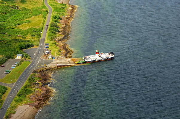 Great Cumbrae Island Caledonian MacBrayne Ferry