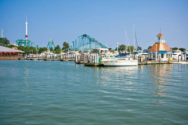 Cedar Point Marina