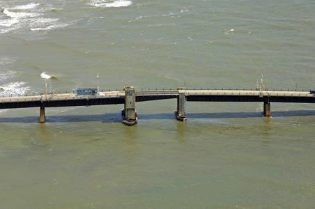 Townsends Inlet Ocean Drive Bridge