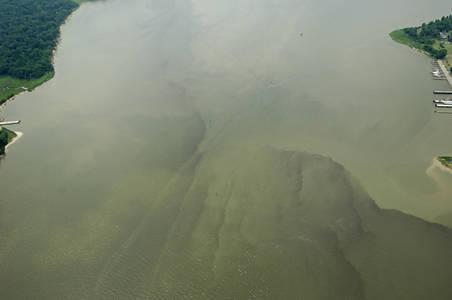 Upper Machodoc Creek Inlet