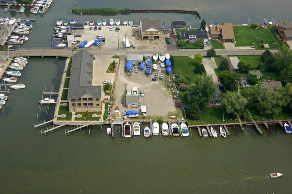 Clinton River Marina