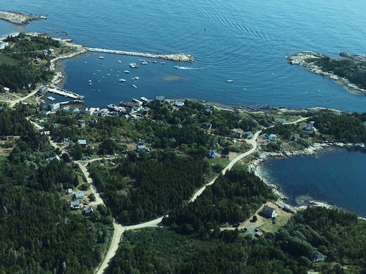 Matinicus Harbor
