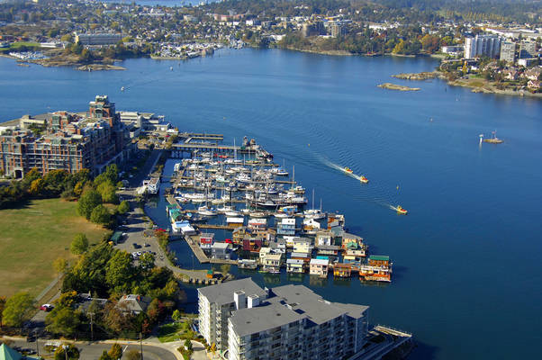 Fisherman's Wharf Marina - Greater Victoria Harbour Authority