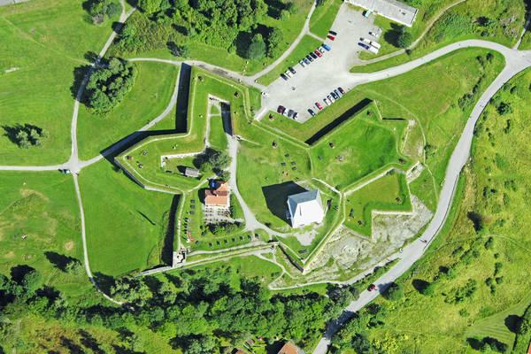 Trondheim Kristiansten Fort