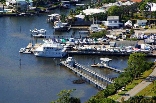 Ozona Shores Marina