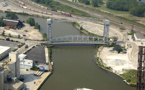 Cleveland RailRoad Lift Bridge