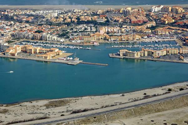 Leucate-Basin South Marina