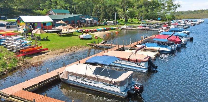 Fish Creek Marina