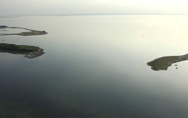 Nordskov Bay Inlet
