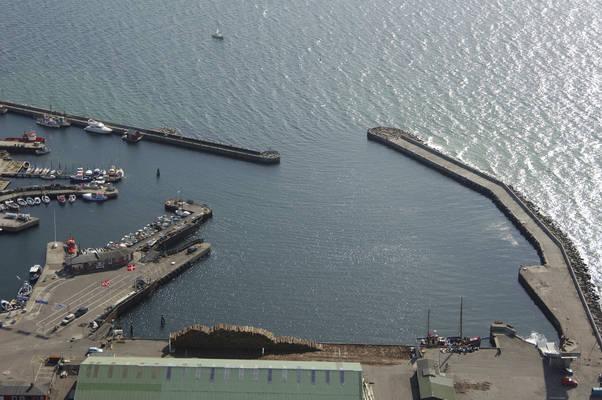 Hundested Havn Inlet