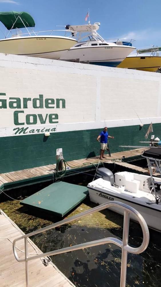 Garden Cove Marina Slip Dock Mooring Reservations Dockwa