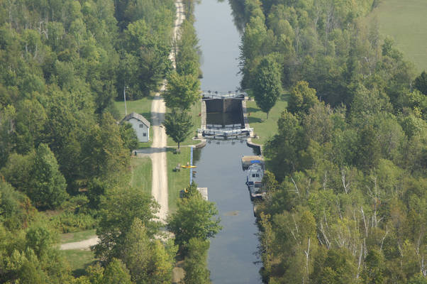Tay Canal Lock 34