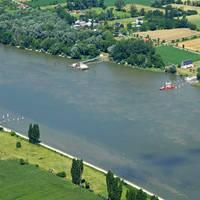 Road D265 Seine River Ferry