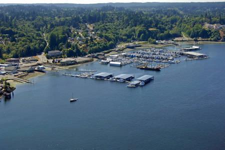 Sinclair Inlet Marina