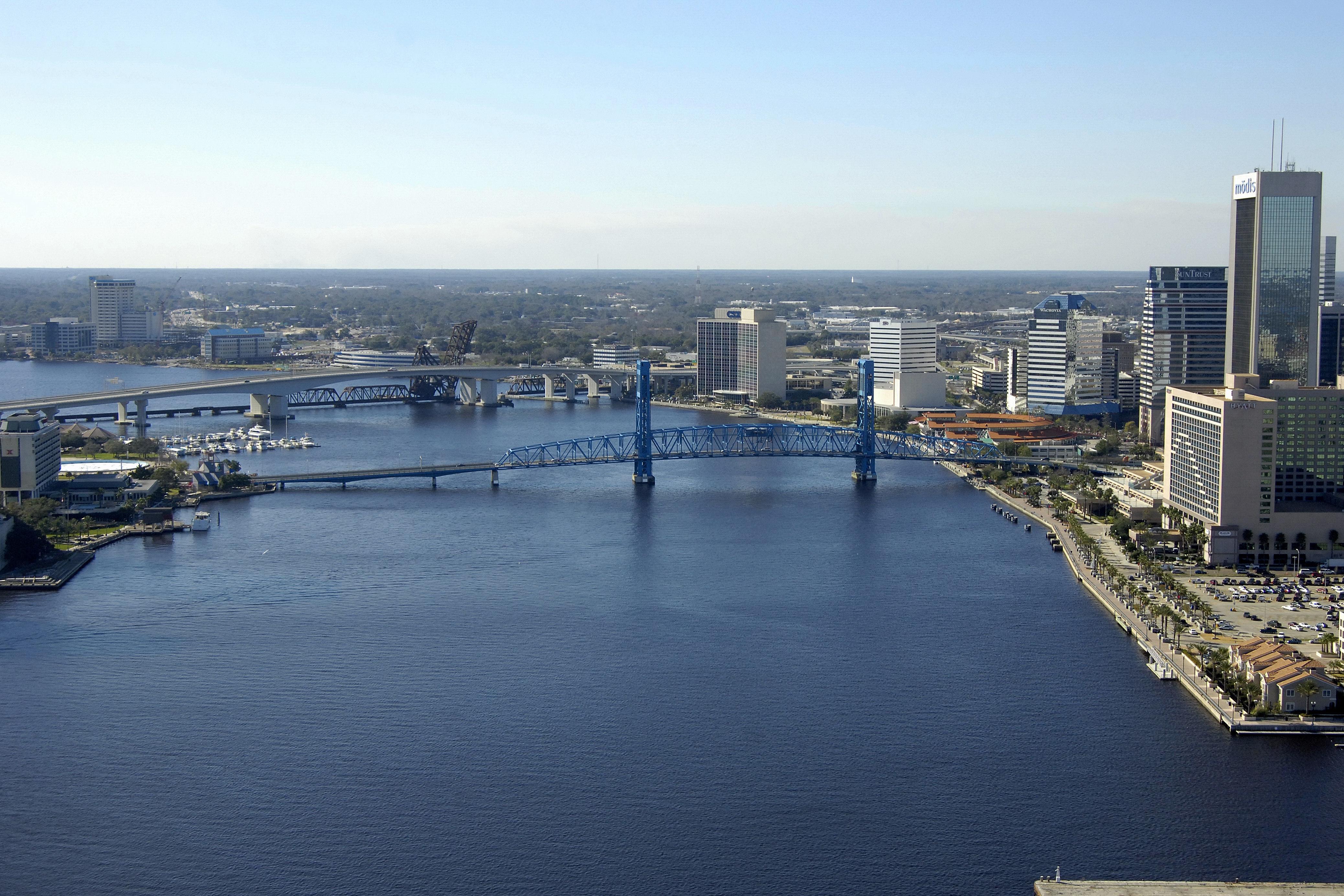 Main Street Bridge in Jacksonville, FL, United States - bridge Reviews - Phone Number - Marinas.com