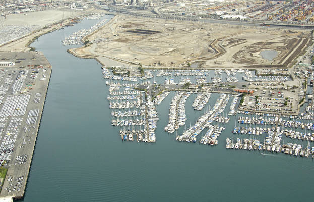 Wilmington A California Yacht Marina