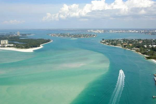 Big Sarasota Pass Inlet
