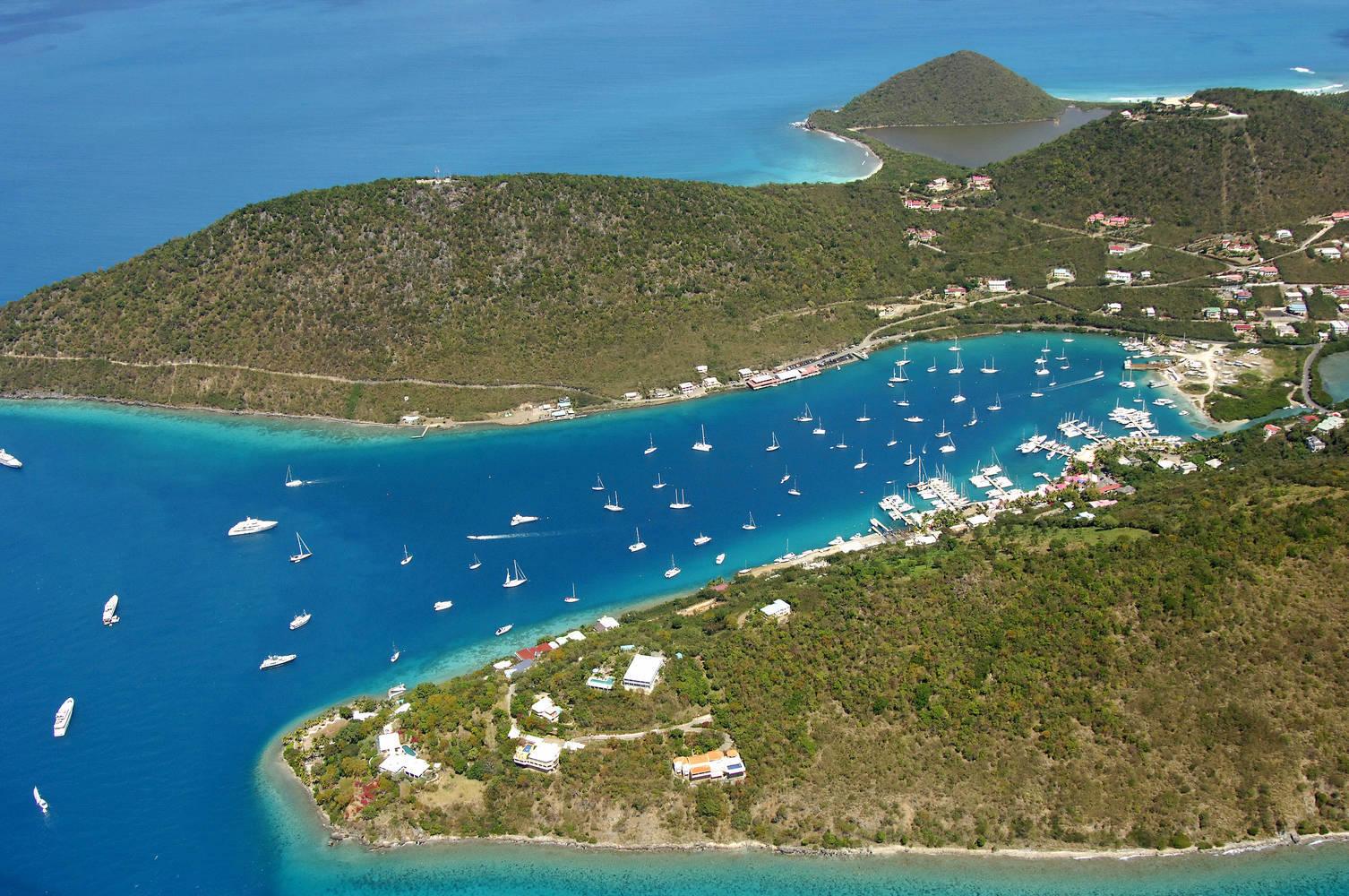 Sopers Hole Harbor in Tortola, British Virgin Islands - harbor Reviews -  Phone Number - Marinas.com
