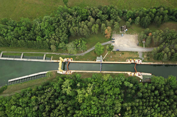 Erie Canal Lock 23
