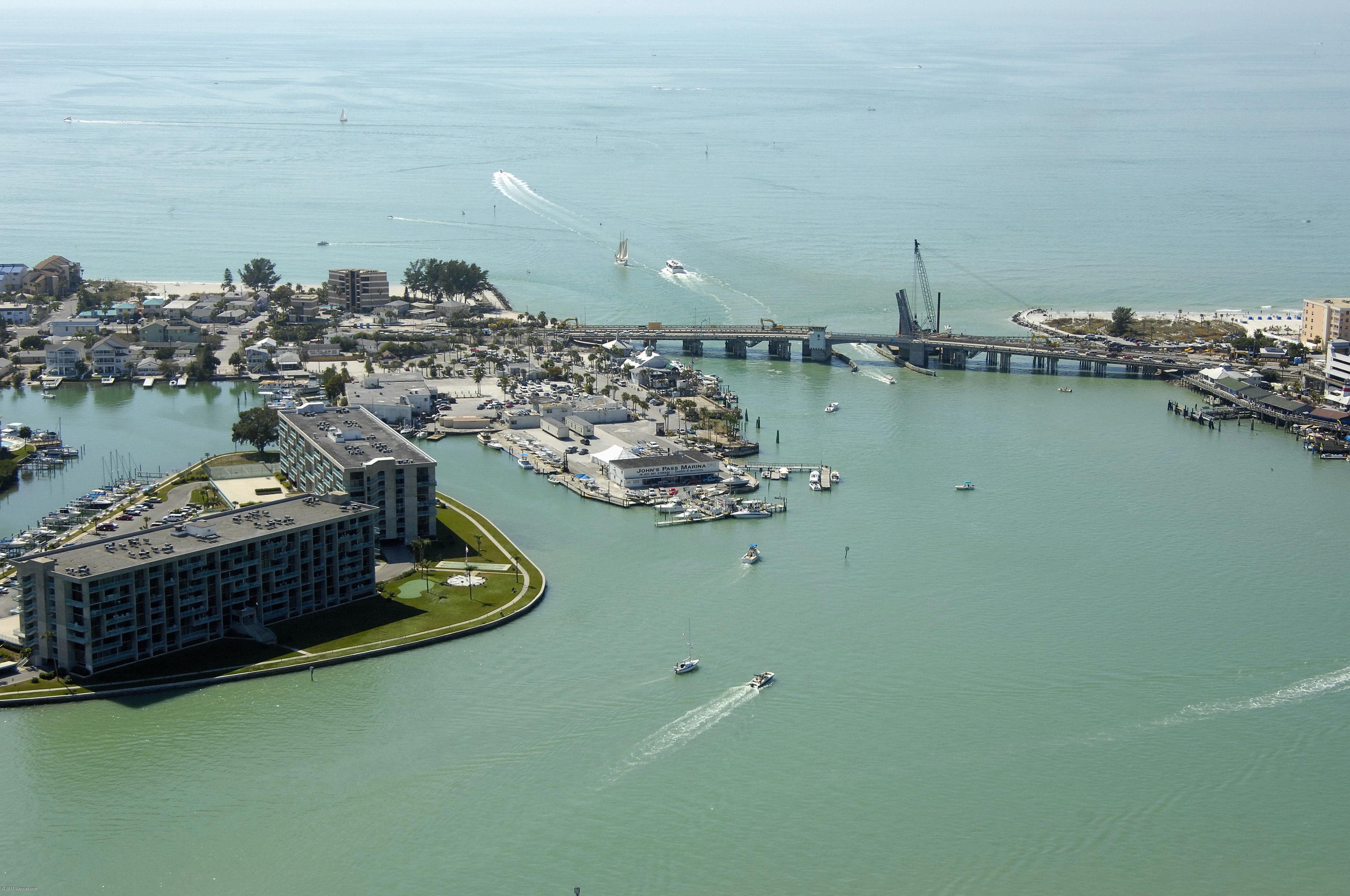 Kingfish Dr Treasure Island Florida
